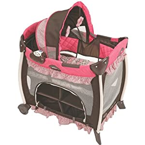 Amazon.com : Graco Bedroom Bassinet Lily 1761364 : Everything Else