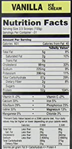 Universal Nutrition Real Gains Supplement