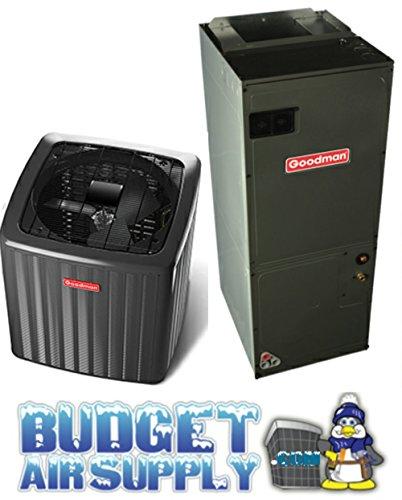 3.5 Ton 13 Seer Goodman Heat Pump System - GSZ130421 - ARUF42C14
