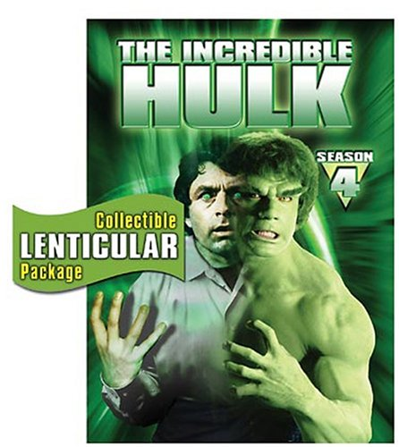 Incredible Hulk: Complete Fourth Season [dvd] [region 1] [us Import] [ntsc] Picture