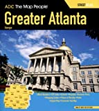 img - for ADC The Map People Greater Atlanta, Georgia Street Atlas book / textbook / text book