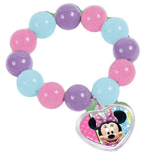 Minnie Mouse Bead Bracelet - 1