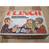 Vintage Flinch Card Game 1976 Edition Parker Brothers