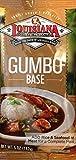 LOUISIANA Gumbo Base 5.0 OZ(Pack of 5)