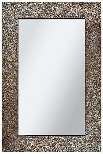 Ren-Wil Mt1345 Amber Mosaic Mirror front-872014