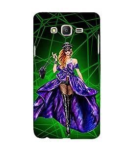 Heroine Cinima Movie 3D Hard Polycarbonate Designer Back Case Cover for Samsung Galaxy On7 Pro :: Samsung Galaxy ON 7 Pro