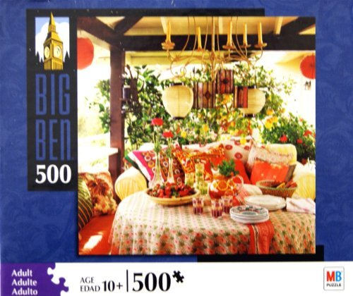 Big Ben 500pc. Summertime Festivity Puzzle