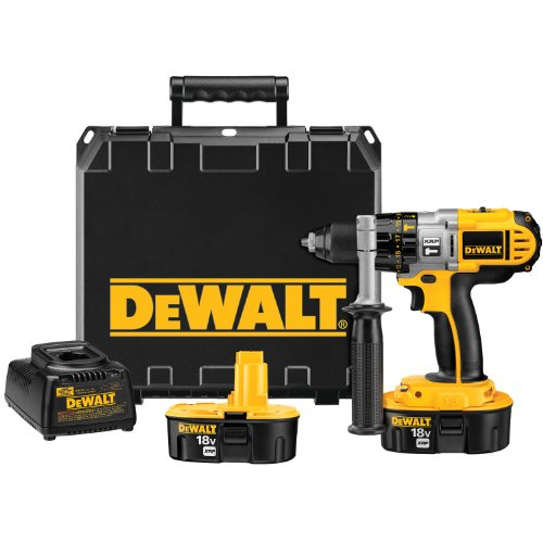 DEWALT  DCD950KX  18-Volt XRP 1/2-Inch Drill/Driver/Hammerdrill Kit