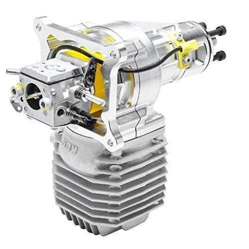 KCS 62 62cc 2 Stroke RC Gasoline Gas Engine for RC Model Airplanes Aircraft with Electronic Ignition (Rc Airplanes Gas compare prices)