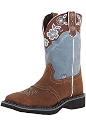 Justin Boots Women's Gypsy Riding Boot