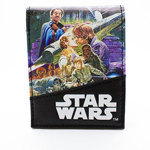 Star Wars Empire Strikes Back Lando Nero portafoglio