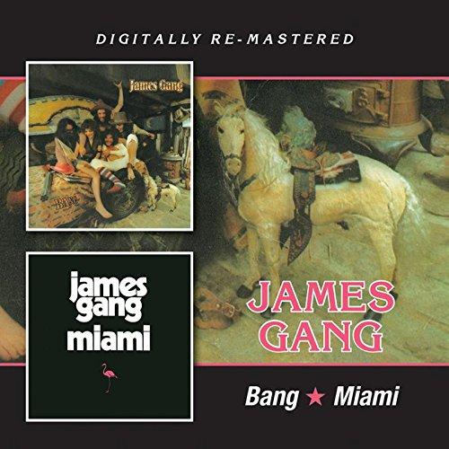 James Gang - James Gang  -  Bang/miami - Zortam Music