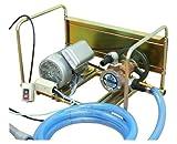 ミナトワークス 可搬式バキュームポンプセット (1インチ/100V1馬力モーター)