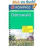 Odenwald. Wanderführer: 50 Touren mit Höhenprofilen