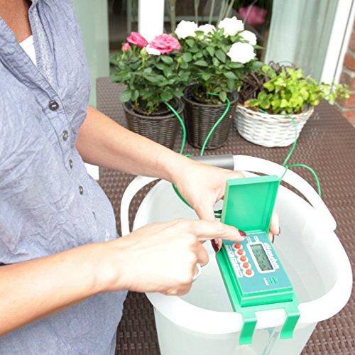 Ultranatura sistema di irrigazione automatica per le - Irrigazione balcone ...