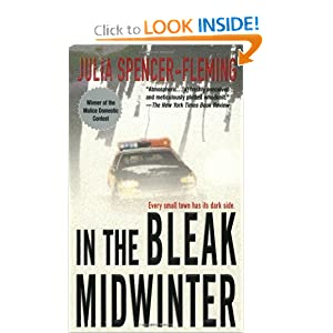 In the Bleak Midwinter (A Rev. Clare Fergusson and  Russ Van Alstyne Mystery)