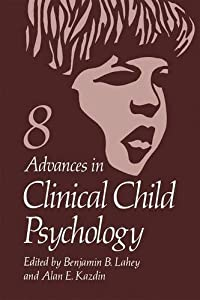 Advances in Clinical Child Psychology: 8