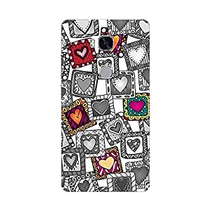 HUAWEI HONOR 5X Cover, Premium Quality Designer Printed 3D Lightweight Slim Matte Finish Hard Case Back Cover for Honor 5x - Giftroom-945