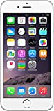 Apple iPhone 6 Smartphone (4,7 Zoll (11,9 cm) Touch-Display, 64 GB Speicher, iOS 8) silber