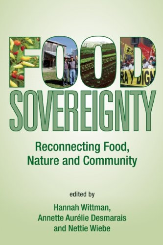 Food Sovereignty: Reconnecting Food, Nature and Community