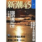 新潮45 2011年 07月号 [雑誌]