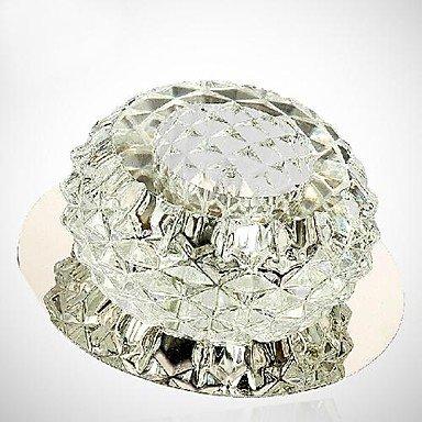 Mini Flush Mount Led Crystal The Shape Of A Pineapple Fashion Modern