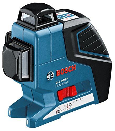 Bosch-Professional-GLL-3-80-P-Kreuz-Linienlaser-mit-3-Linien-360-Projektion-40-m-Arbeitsbereich-ohne-Empfnger-mit-Laserzieltafel-Schutztasche-Halterung-L-Boxx