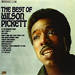 The Best of Wilson Pickett (180 Gram Audiophile Vinyl/Limited Edition)