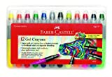 <p>Everyone has to start somewhere. The Faber-Castell Gel Crayons are incredibly beneficial for teaching individuals the basics of drawing, coloring, and blending. This kit includes 12 super soft gel crayons. Their buttery texture, brilliant colors, and superior blending help you create works of art with ease. They're great on textures, dark surfaces, glass, mirrors, and more! Whether you're buying this kit for a young child interested in the arts or looking to take them up yourself, the gel crayons in this kit have ideal ease of use. The chunky size is perfect for small hands, and their superior blending capability helps older individuals learn the basics of color manipulation.<br /></p> <p>Faber-Castell, established in 1761 by the cabinet maker Kaspar Faber, is one of the oldest industrial companies in the world.  They're the world's leading manufacturer of wood-cased pencils with a varied range of products for writing, drawing, and creative design, as well as decorative cosmetics. Faber-Castell is renowned for its high quality, innovative products, commitment to tradition, and environmental awareness.</p>