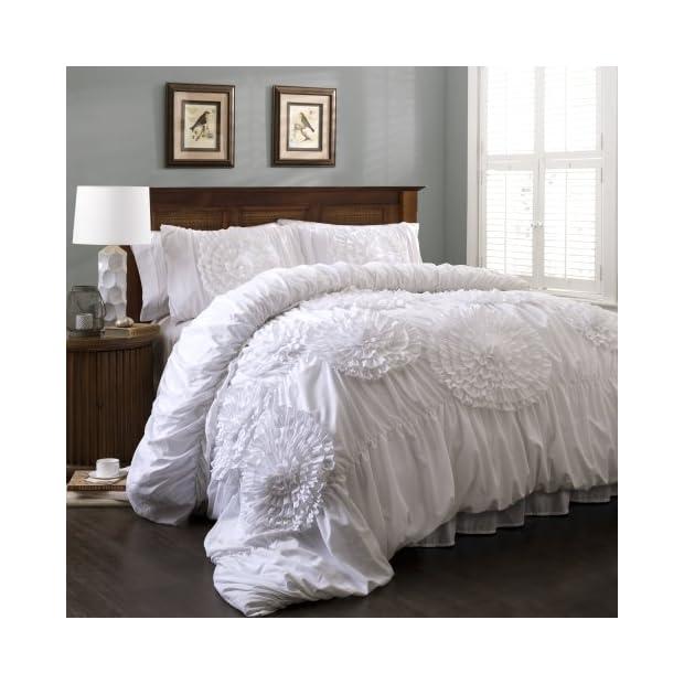 Serena 3 piece Comforter Set