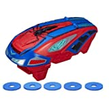 Marvel The Amazing Spider-Man 2 Motorized Spider Force Web Blaster by Spider-Man TOY