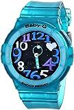 Casio Women's BGA-131-3BCR Baby G Analog-Digital Display Quartz Blue Watch