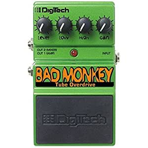 DigiTech DBM Bad Monkey Tube-Overdrive Analog-Distortion Pedal