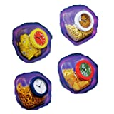 Kitchen storage jar with clock (for pasta, bicuits, sweets & much more) CLEARANCE