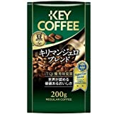 キーコーヒー LPキリマンジェロブレンド 200g(豆)
