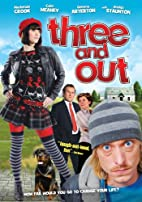 Three and Out by Jonathan Gershfield