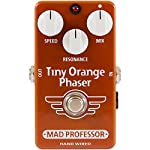 Mad Professor Hand Wired Tiny Orange Phaser Guitar Effects Pedal from Mad Professor