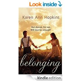 Belonging (A Temptation Novel - Book 2)