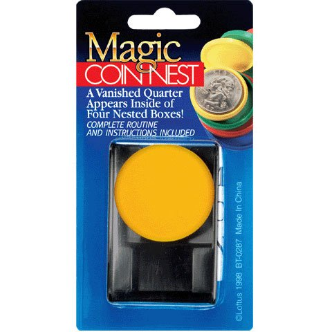 Loftus BT-0287 Magic Coin Nest - 36 Dozen- Ctn