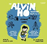 Alvin Ho Collection: Books 1 and 2: #1 Allergic to Girls, School, and Other Scary Things; #2 Allergic to Camping, Hiking, and Other Natural Disasters