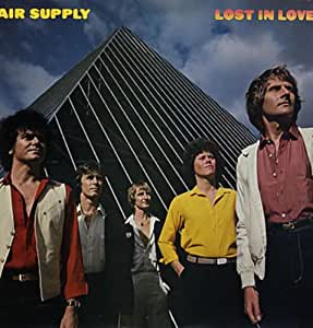 Lost in love (1980) / Vinyl single [Vinyl-Single 7'']