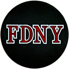 Fire Department New York Golf Ball Marker with Matching Hat Clip
