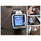 Mini Camera Mobile Phone Wrist Watch Touch Screen Bluetooth Camcorder Night Vision 4Gb MMC