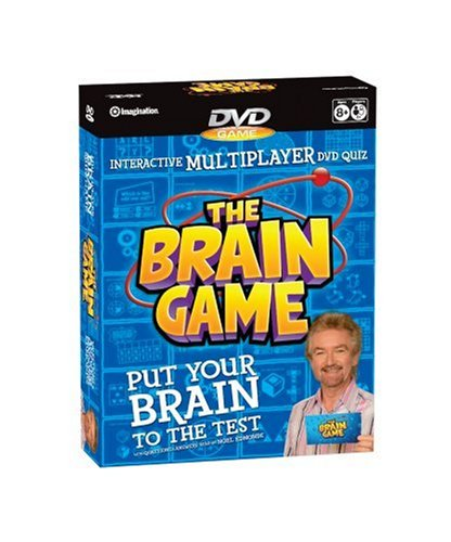 IMAGINATION INTERNATIONAL BRAIN GA MOVIE - 1