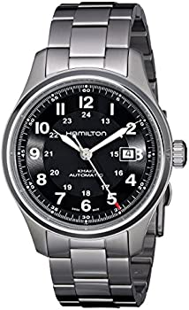 Hamilton Khaki Field Titanium Auto Men's Automatic Watch