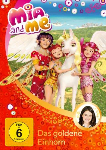 Mia and me - Das goldene Einhorn (Vol 3)