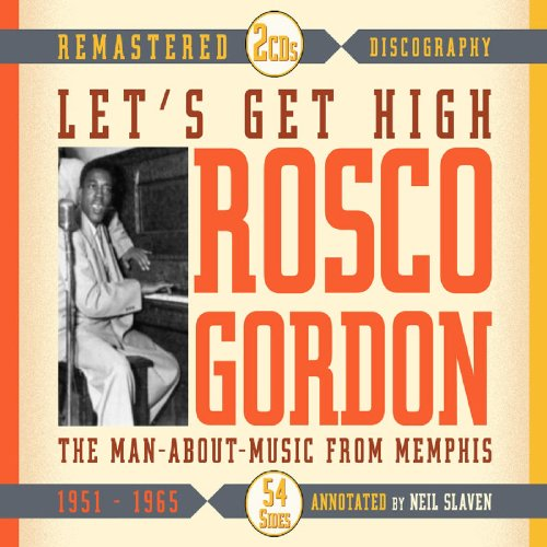 Rosco Gordon - Let