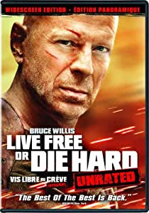 Live Free or Die Hard (Unrated Widescreen Edition)