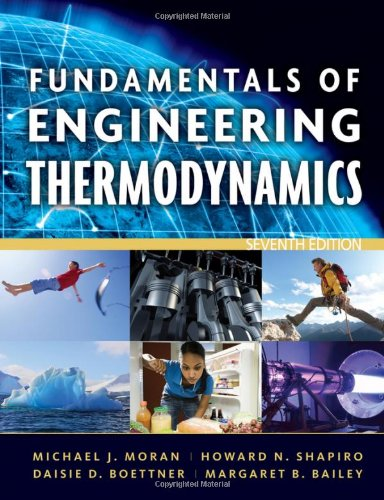 Fundamentals of Engineering Thermodynamics, 7th Edition