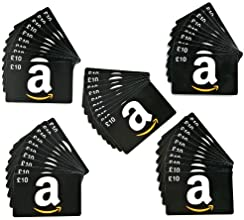 Amazon.co.uk £10 Gift Cards - 50-Pack (Generic)